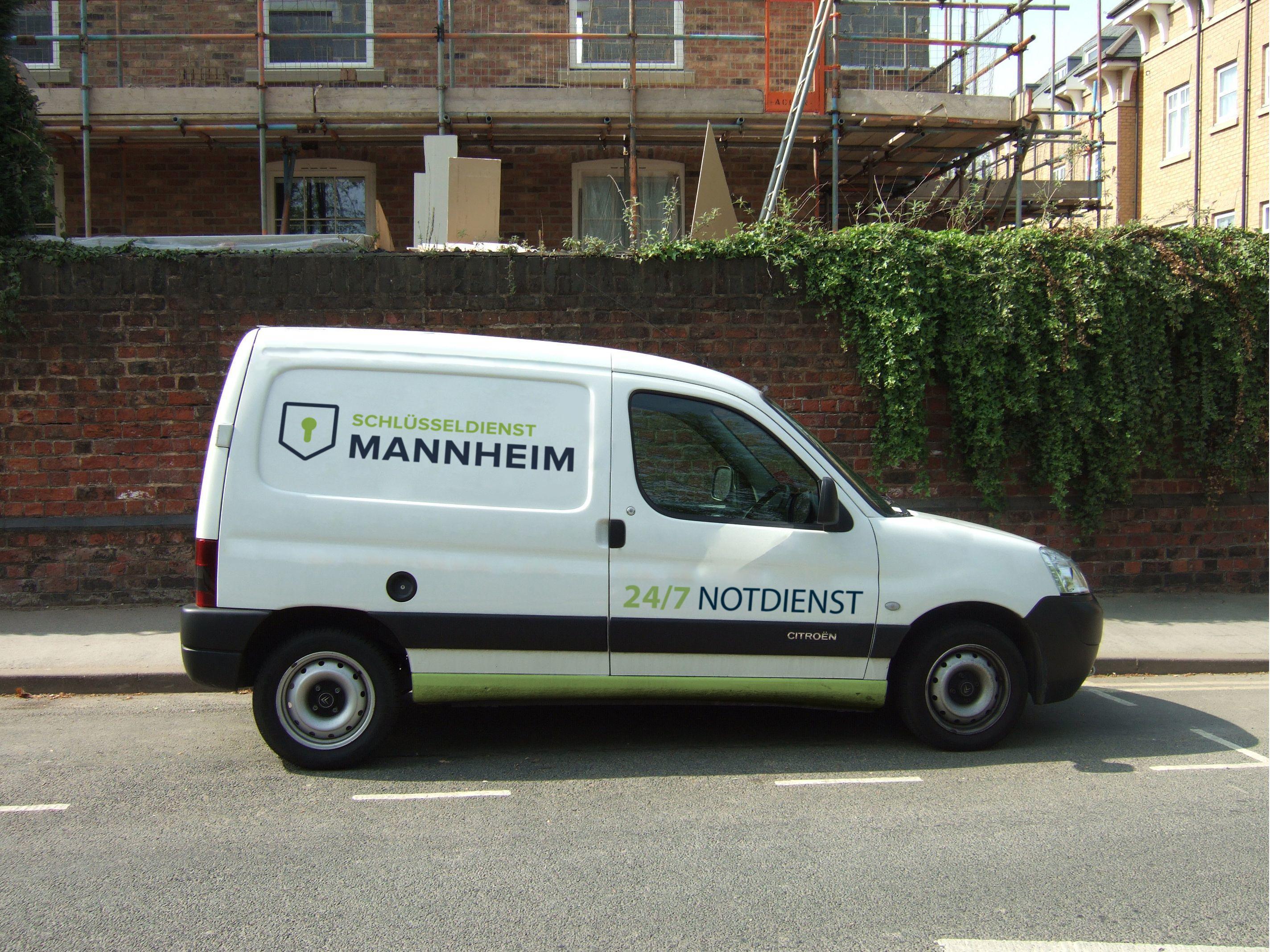 Dienstwagen f. Mannheim